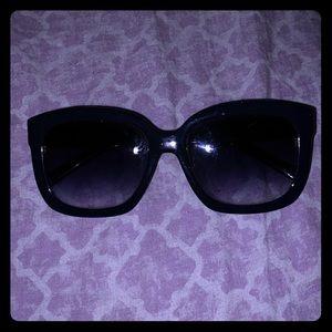 Navy blue Banana republic Sunglasses
